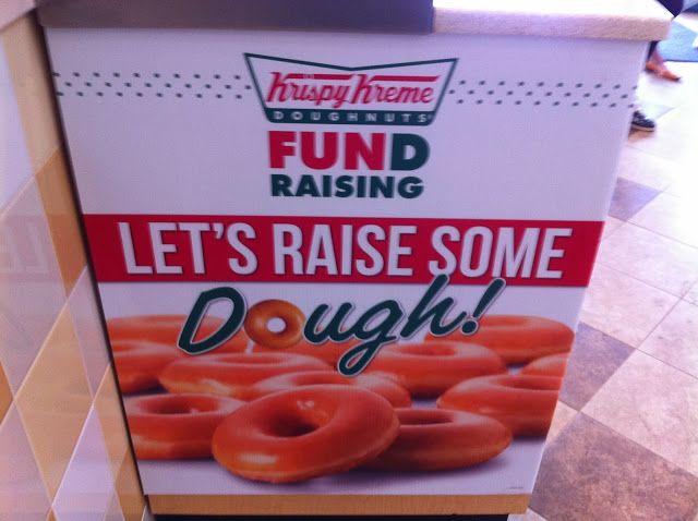 raise funds with Krispy Kreme for your school or organization http://www.kitchentable4.com/2013/12/fundraising-with-krispy-kreme-doughnuts.html @Kris Kiger Kreme Philly