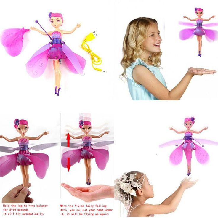 Flying Fairy Dolls | Price: $13.74 & FREE Shipping | #shopweluv
