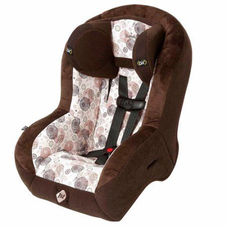 "Safety 1st Chart Air 65 Convertible Car Seat, Yardley. Rear-facing use for an infant from 5 to 40 lbs and 19"" to 40"" tall Forward-facing use for a toddler from 22 to 65 lbs and 34"" to 52"" tall. 5-point harness system Air Protect advanced side impact protection. Adjustable headrest grows with your child LATCH-equipped for easy installation. Dimensions: 15.25""L x 20.5""W x 21""H Some assembly required. Assembled weight: 17.3 lbs."