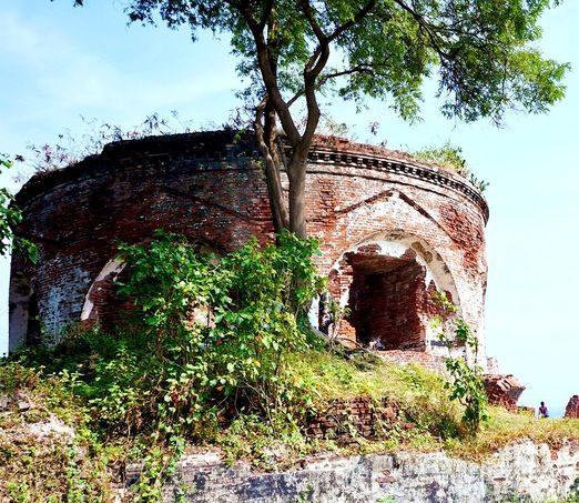 Bartello Bastion Fort: The fort was built by the Dutch in the 17th century to defend Batavia – what Jakarta was offici...