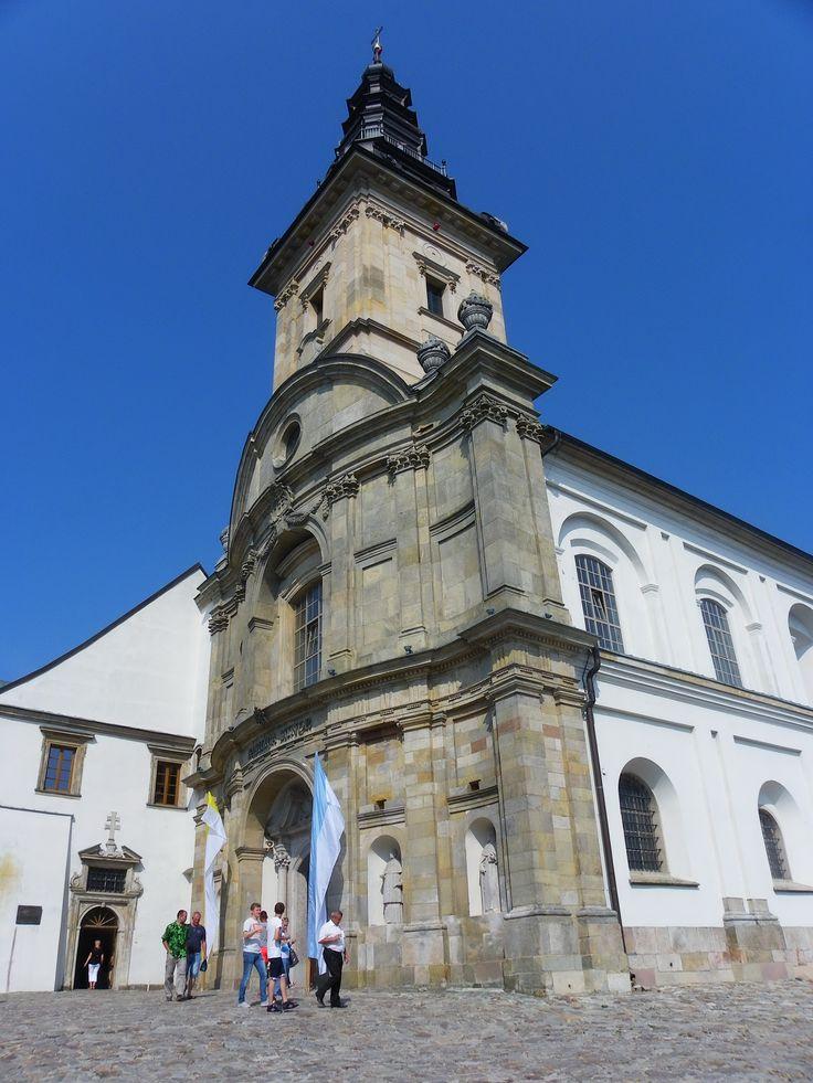 Sanktuarium Relikwii Drzewa Krzyża Świętego(Opactwo Benedyktynów) Łysa Góra.