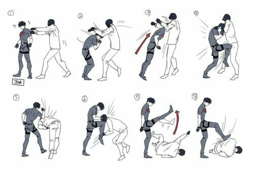 How to defend yourself: Jason Todd version