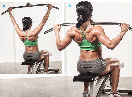 Felicia Romero Muscle Building Program - Bodybuilding.com