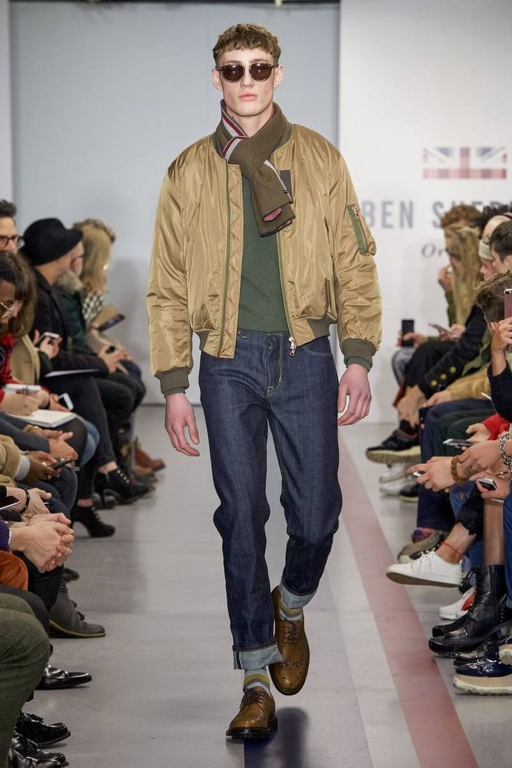 Ben Sherman Fall-Winter 2017 - London Fashion Week Men's