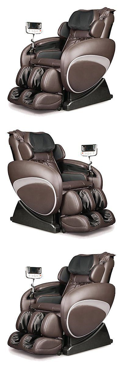 Electric Massage Chairs: New Titan Chair Osaki Zero Gravity Massage Chair - Brown -> BUY IT NOW ONLY: $1949.89 on eBay!