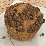 Muffins sem glten e sem lactose de mirtilo com cobertura streusel  um timo sbado para todos menusemgluten