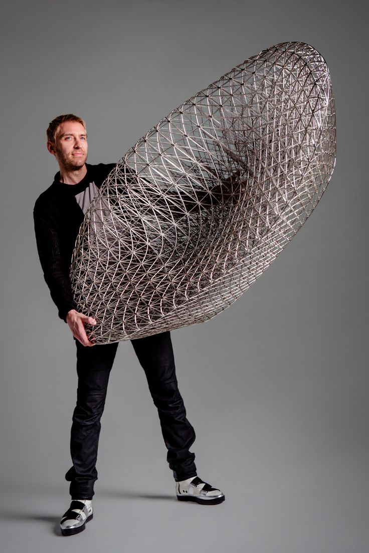 Janne Kyttanen's « Sofa So Good»: 3D Printed Sofa Only Weighs 5.5 Pounds