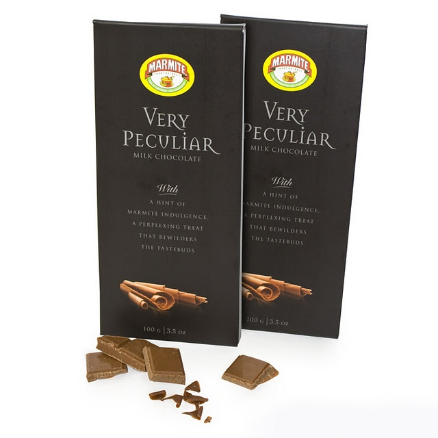 Marmite Chocolate... love it or hate it?