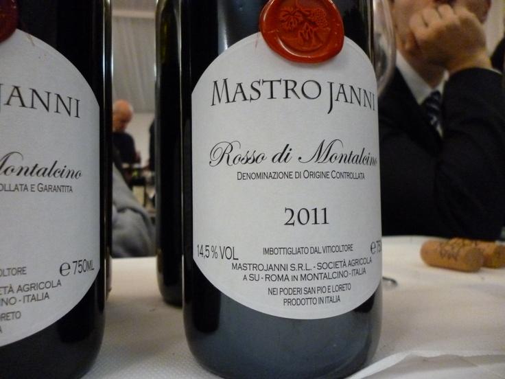 Rosso di Montalcino 2001