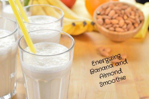 Energizing Banana Nutribullet Smoothie - All Nutribullet Recipes