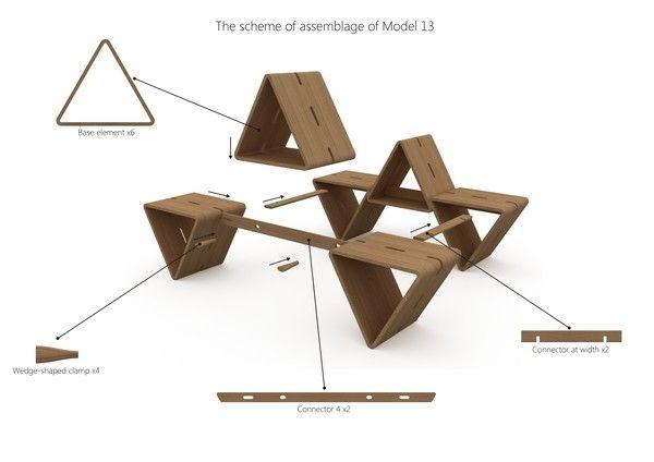 SimpliSeat by Maksim Shniak, via Behance