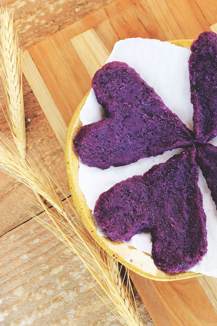 Doce de batata doce roxa | Receita | Herbivoraz