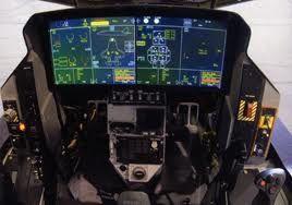 f 22 cockpit