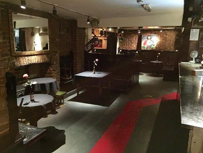 Troubadour Club-concert venue Kensington London