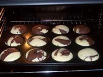 Marmor -Muffins
