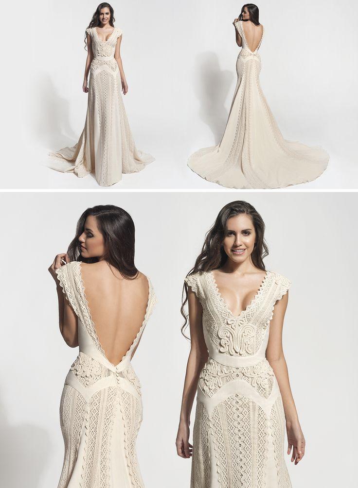 16 best Zolotas images on Pinterest | Short wedding gowns, Wedding ...