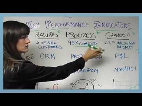 BarnRaisers12 experts define Key Performance Indicators (KPI's)   BarnRaisers