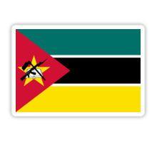 Mozambique Flag Sticker