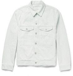 Steven Alan - Bleached Denim Jacket
