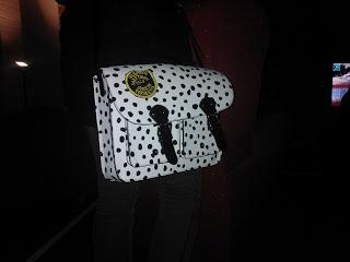 Dalmaatialaislaukku