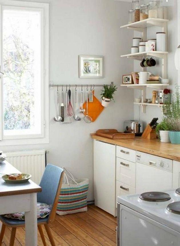 15 soluções para cozinhas pequenas: ideias para aplicar já – Blog do Elo7