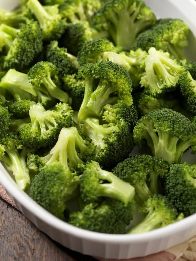 Sauteed Broccoli is a quick and easy side dish recipe with a wonderful crisp-tender texture when cooked in this two-step method.
