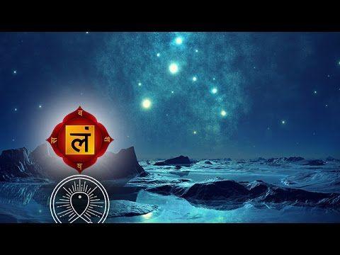 Sleep Meditation Music: healing music for sleeping, Root Chakra music, s...