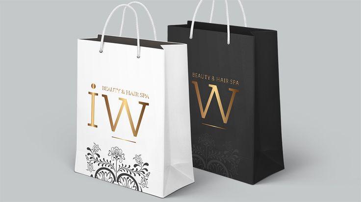 IW Beauty identidade - Imagine Virtual