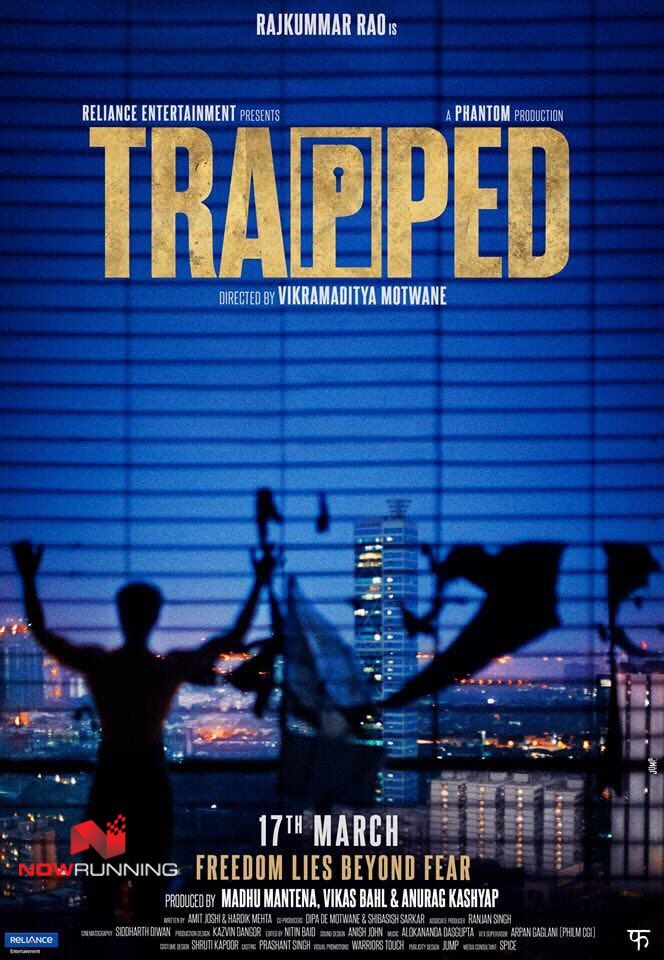 Trapped First Look Poster