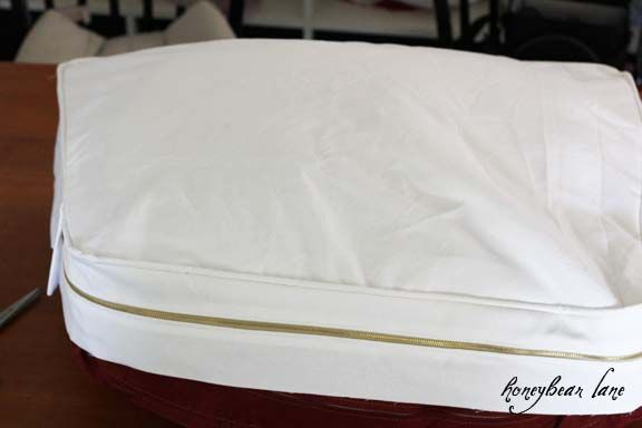 How to Make a Cushion Cover (and other Slipcover Tutorials ...