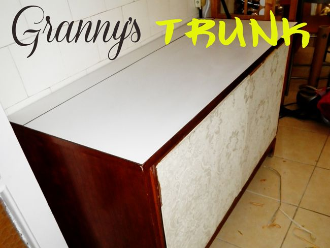 Pi#5 - The owner's furniture: granny's trunk
