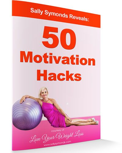 Become a weight loss machine.  My 50 Motivation Hacks.  Grab Your Copy Now! #howtoloseweightforlife