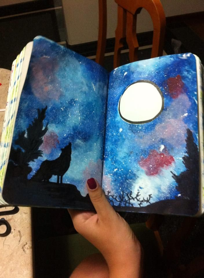Awesome ideas for my wreck this journal