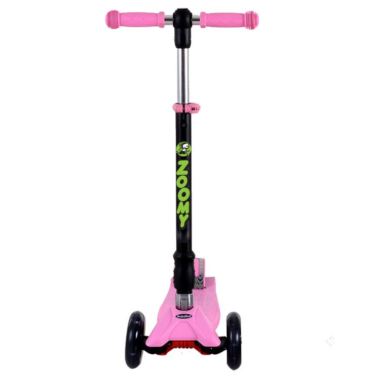 Great birthday present for girls 3-6. The Zoomy Maxi Scooter in Pink!