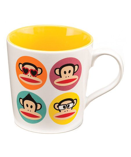 Oh those glasses! Love Paul Frank! (And I'm all about anything that will make me smile in the morning.)