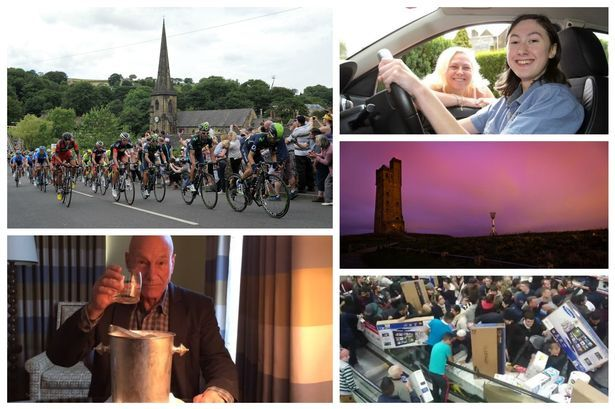 WATCH: Le Tour, a taste of France, tornadoes, Tish and Black Friday chaos — here's 2014 in videos, part two