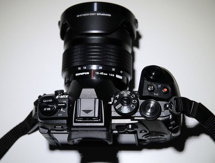 First look at the Olympus OMD-EM1 Mark II mirrorless camera