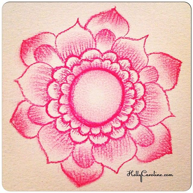 29 Beautiful Easy Henna Flower Designs On Paper Makedes Com