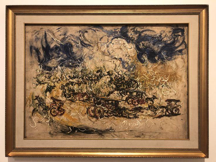Affandi  Andong (1968)