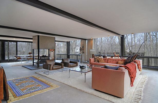 Nice!: Interior, James Speyer, James D'Arcy, Living Room, David Haid, Cameron S House, Architecture