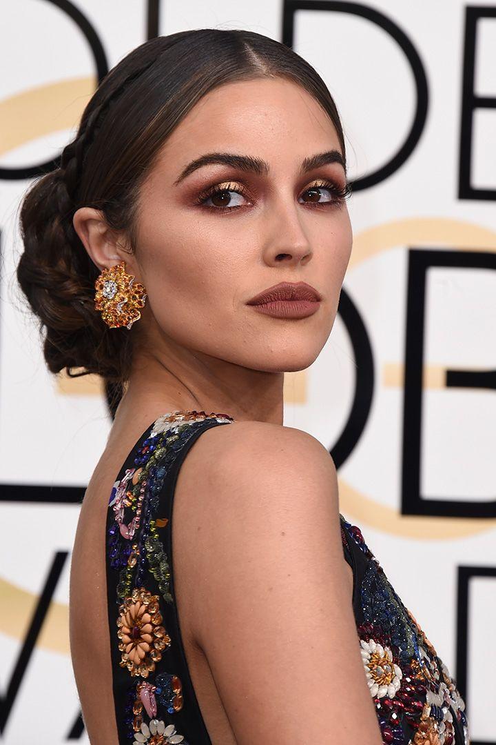 Los beauty looks de los Globos de Oro 2017 http://stylelovely.com/galeria/los-beauty-looks-los-globos-oro-2017/