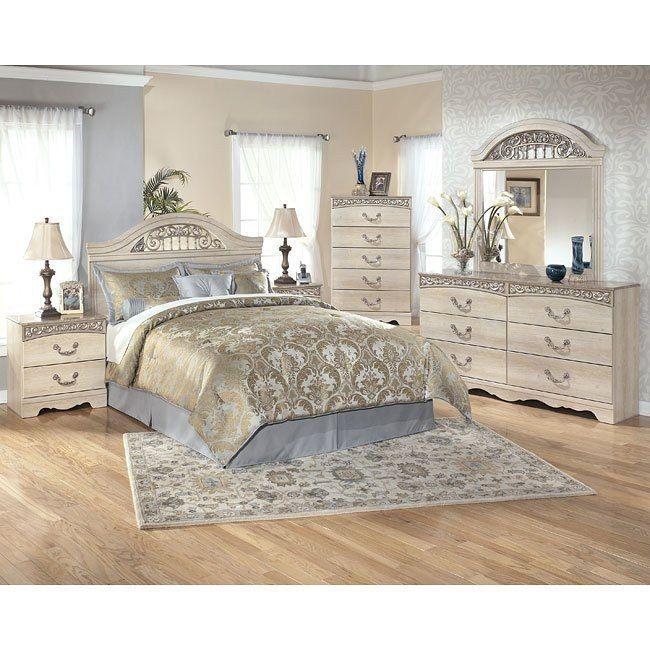 Catalina Headboard Bedroom Set Furniture Bedroom Headboard Bedroom Sets