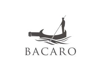 BACARO Logo design - Describes the beauty and classic elegance. Price $200.00