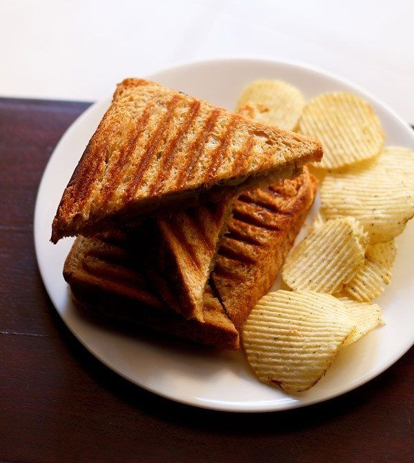 16 sandwich recipes - sandwich makes for a quick breakfast or snack when you are short of time or want to eat something in hurry. to make sandwich, i suggest to use brown bread.