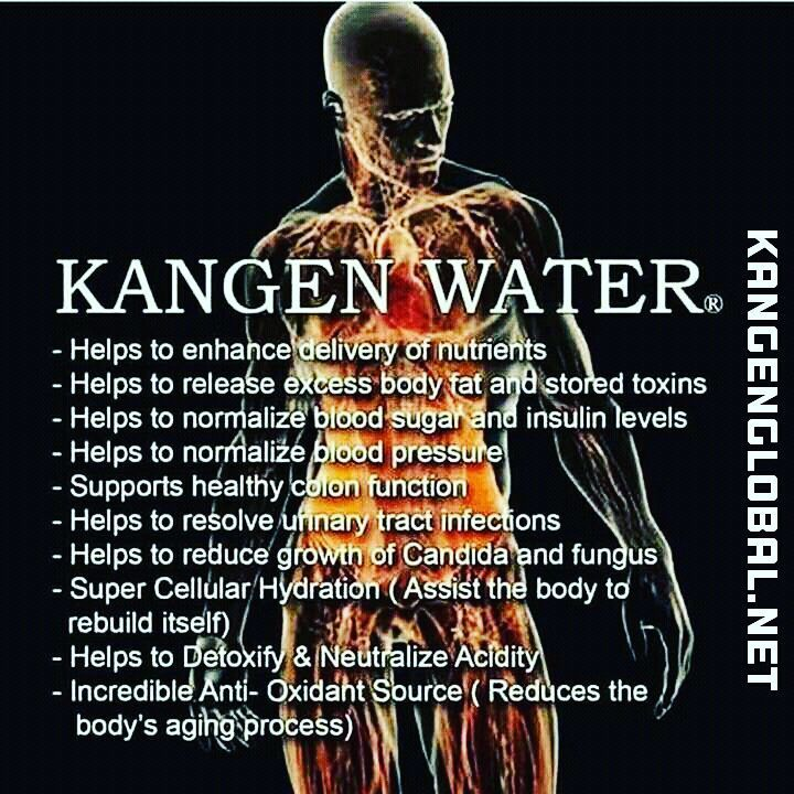 Change your acidic diet and improve your life expectancy. Change your water  change your life! #kangenwaterspain  #enagicspain  #DrHiromiShinya