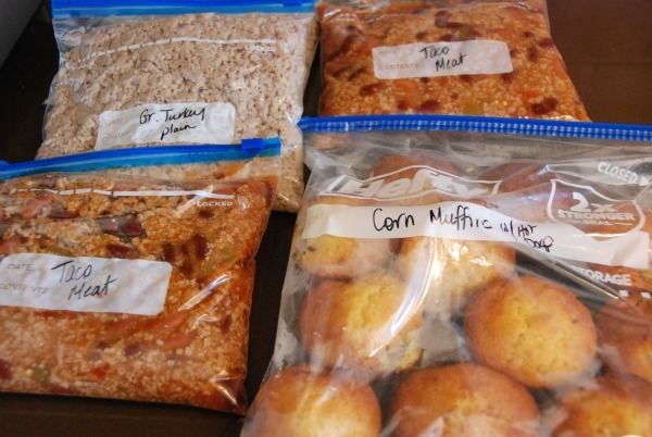 How to Plan a Freezer Cooking Day » helpful tips & steps! Domestic Serenity