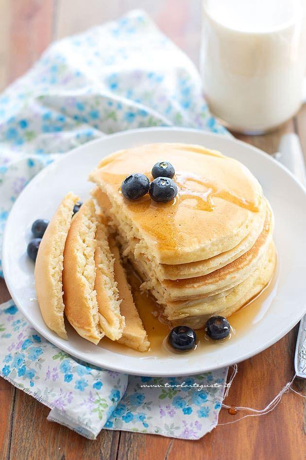 Ricette Dei Pancake