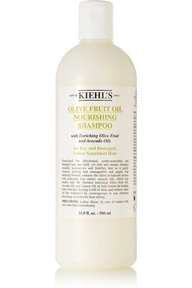 Kiehl's Since 1851   Olive Fruit Oil Nourishing Shampoo, 500ml   NET-A-PORTER.COM