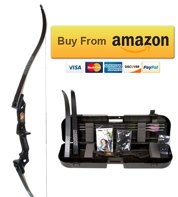 Martin Diablo Recurve Bow Review | 2015 Best Recurve Bow – Top Buyer Guide