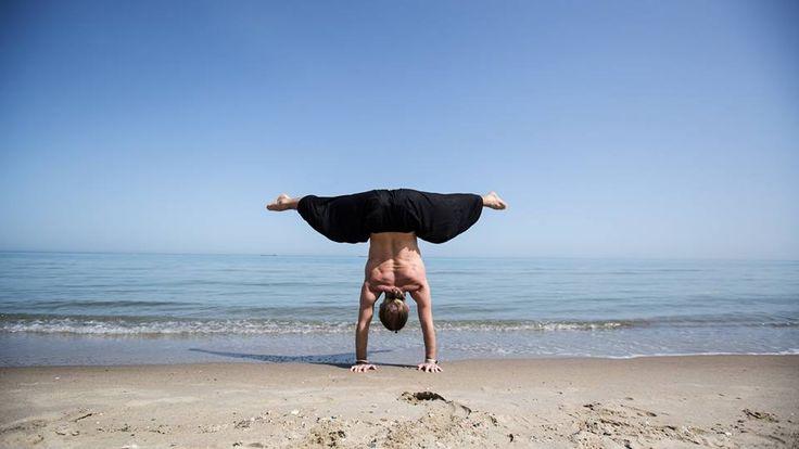 Anatoliy Zenchenko founder of Ishvara yoga style Kyiv Ukraine. Find yoga teachers in Ukraine with reviews and recommendations at https://topyogis.com